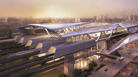 Design of the Bandar Malaysia