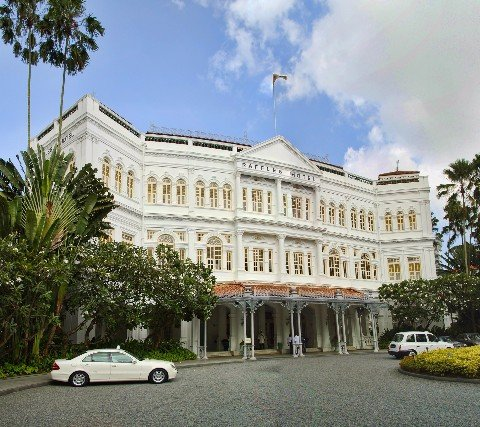 From Johor Bharu you can take a day trip to Raffles Hotel in Singapore