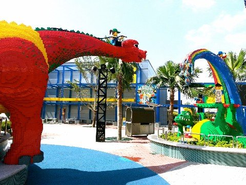 Legoland in Johor Bahru