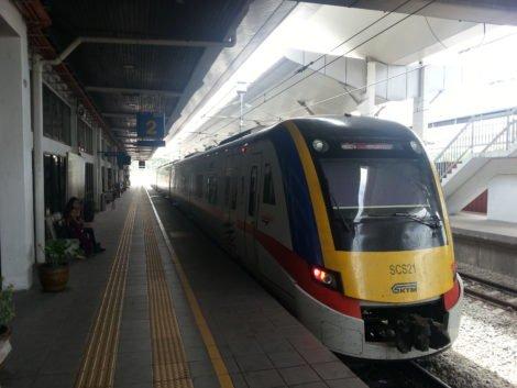 ETS Komuter Train