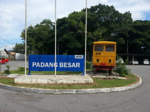 Padang Besar Railway Station