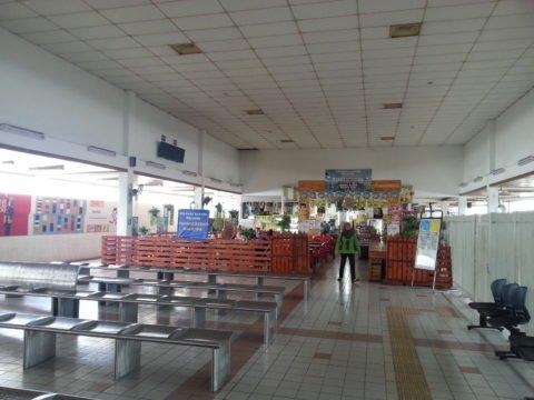 Restaurant in Padang Besar Train Station